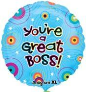 You are a great boss