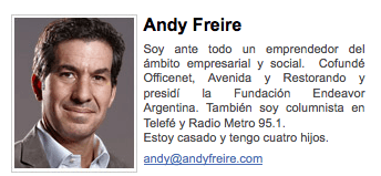 Andy Freire